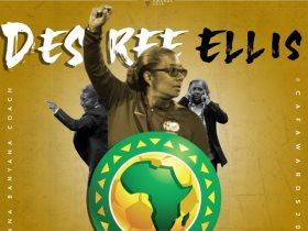 ديزيريه إليس مدربة منتخب جنوب أفريقيا