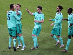 ريال مدريد الاسباني