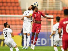 قطر ضد سوريا