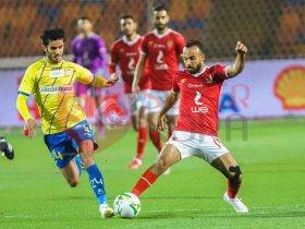 ترتيب الدوري المصري بعد انتهاء مباراة الأهلي ضد طنطا
