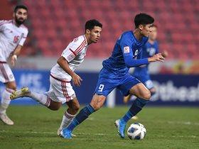 الإمارات ضد اوزباكستان
