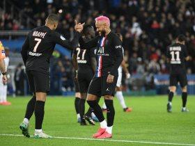باريس سان جيرمان ضد مونبيلييه