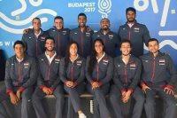 منتخب مصر للسباحة