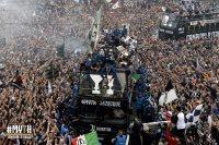 احتفالات بلقب الكالتشيو