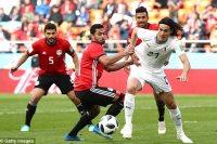 مباراة مصر و أوروجواى