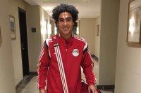 محمد مصطفي شاور لاعب المحلة الهارب