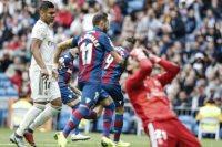 ليفانتى يفوز على ريال مدريد