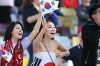 مشجعات اليابان