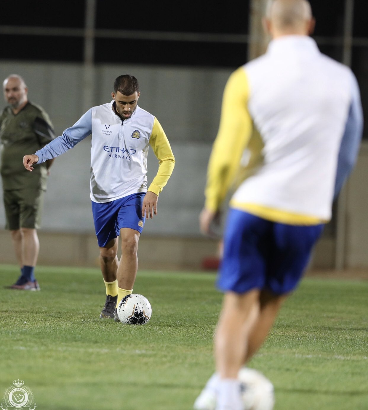 10 مشاهد من تدريبات النصر السعودي الأخيرة فى معسكر الإمارات (5)