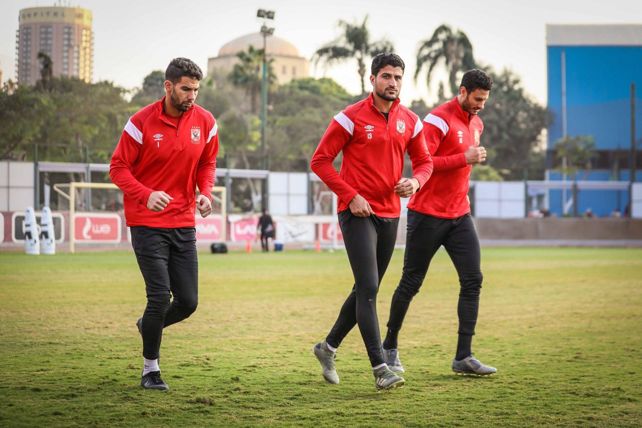 10 وجوه مختلفة للأهلي قبل مواجهة بني سويف في كأس مصر (5)