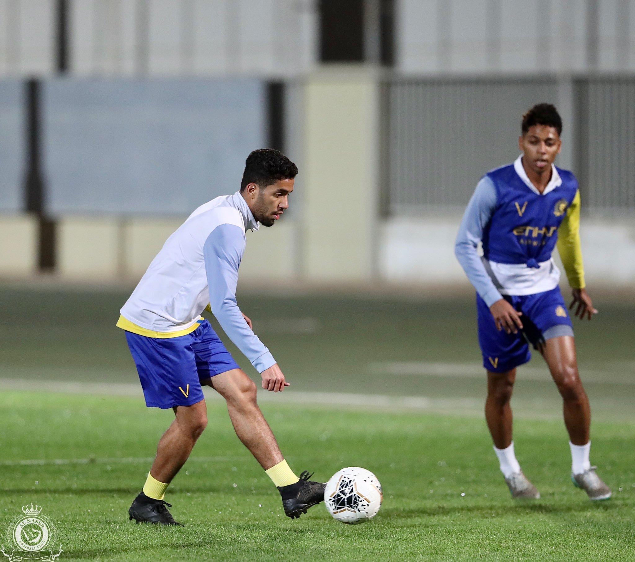10 مشاهد من تدريبات النصر السعودي الأخيرة فى معسكر الإمارات (1)