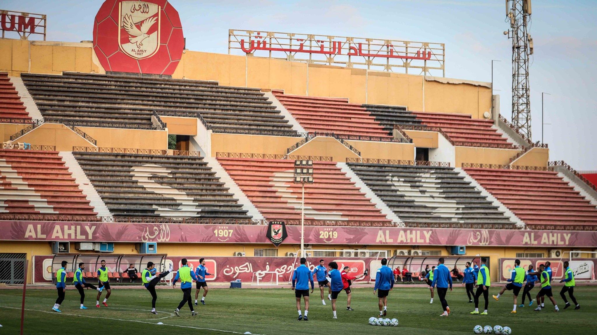 10 وجوه مختلفة للأهلي قبل مواجهة بني سويف في كأس مصر (8)