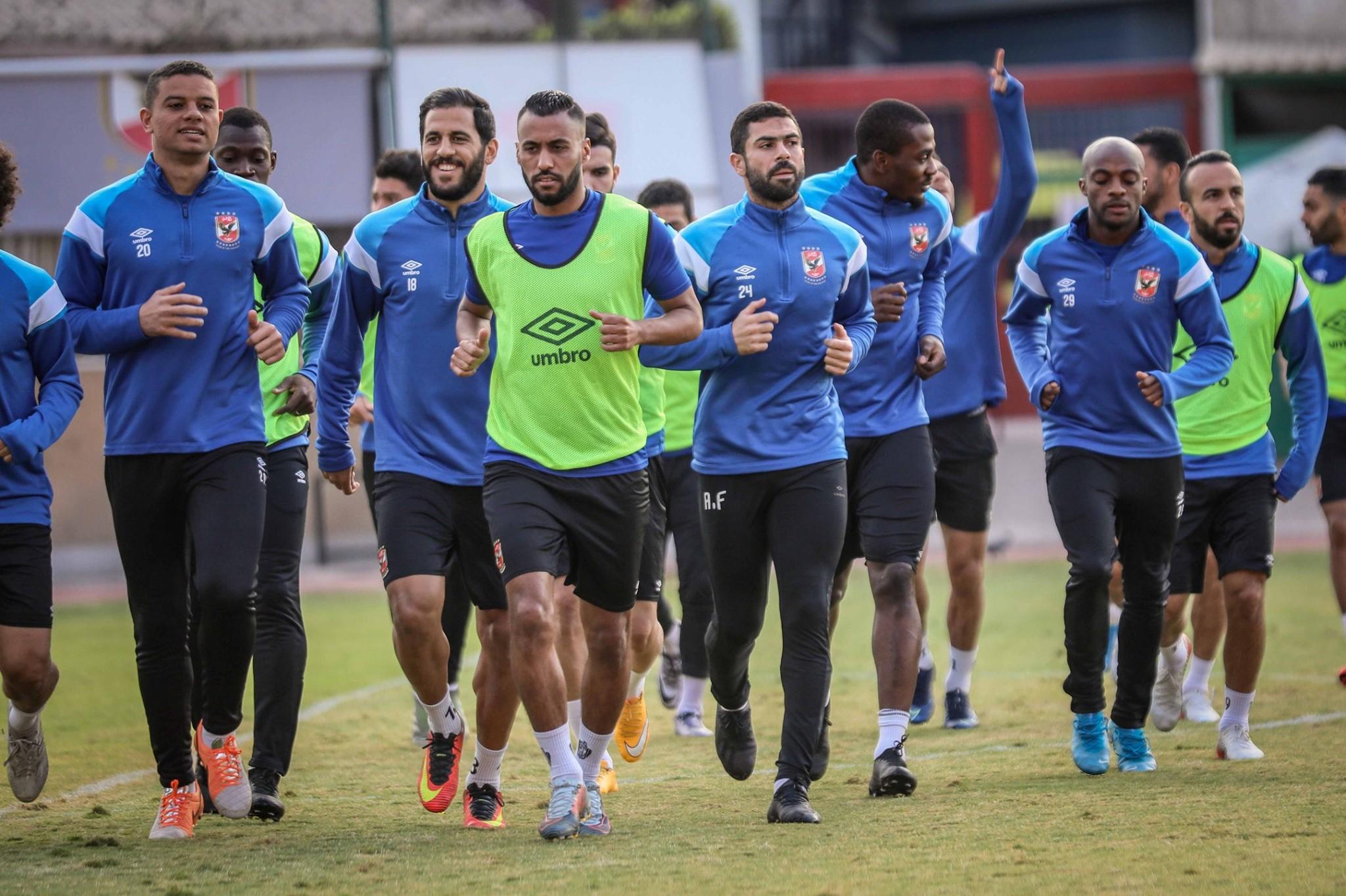 10 وجوه مختلفة للأهلي قبل مواجهة بني سويف في كأس مصر (10)