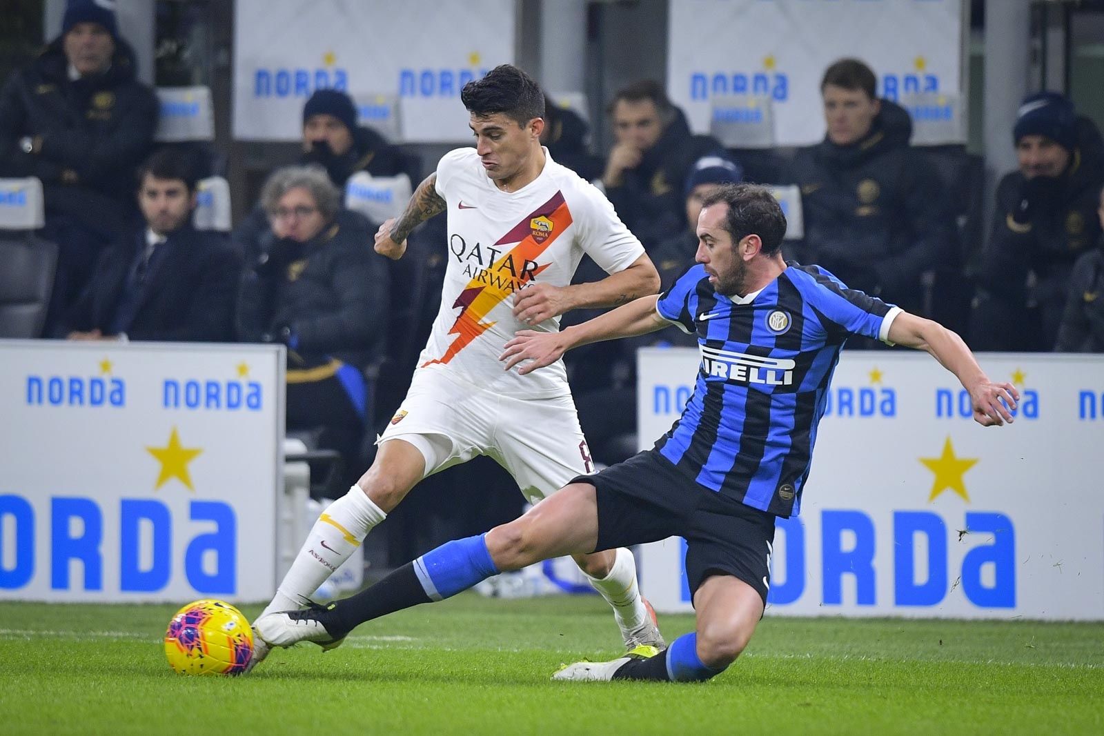 الانتر ضد روما (6)