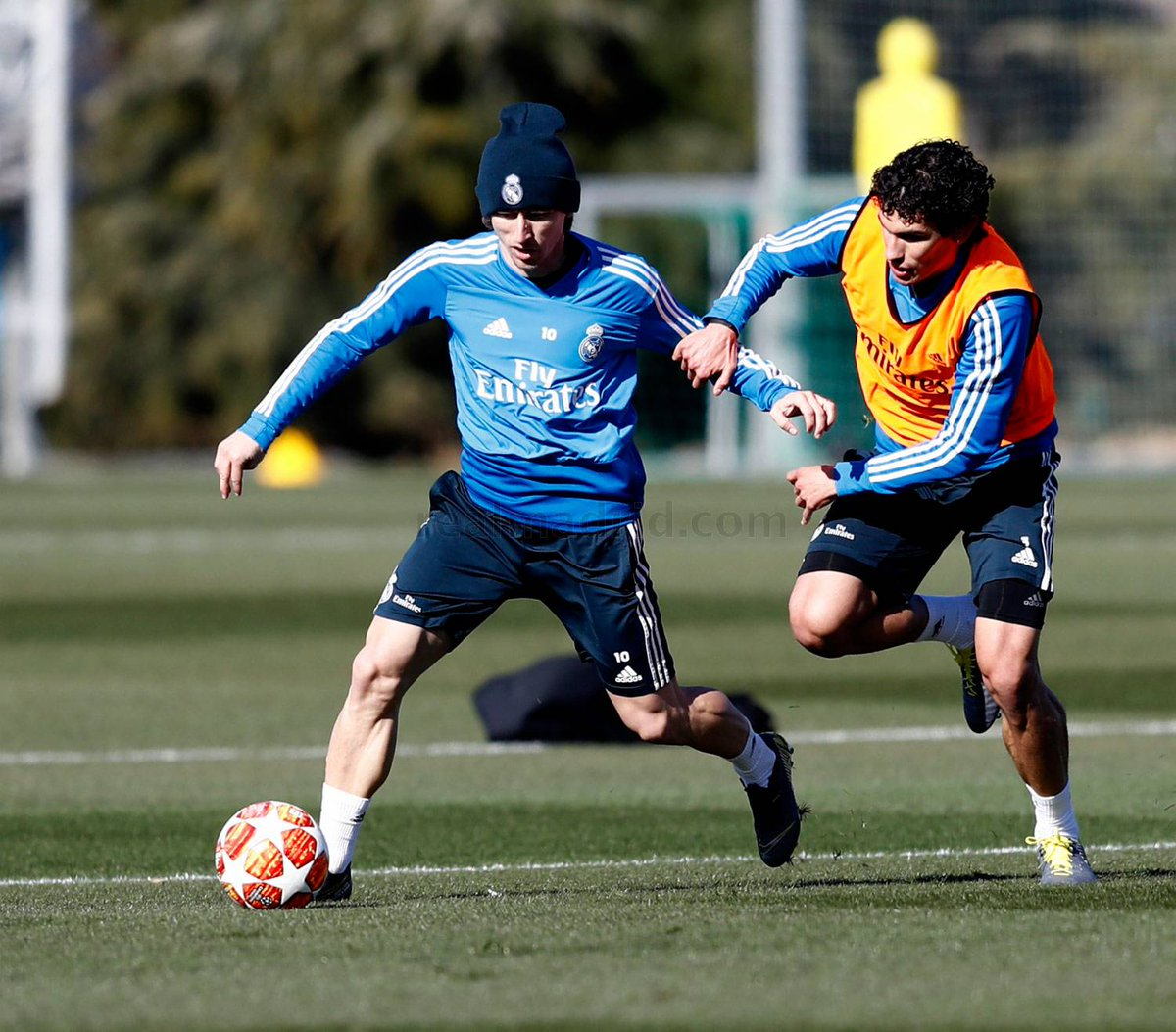 مران ريال مدريد (14)