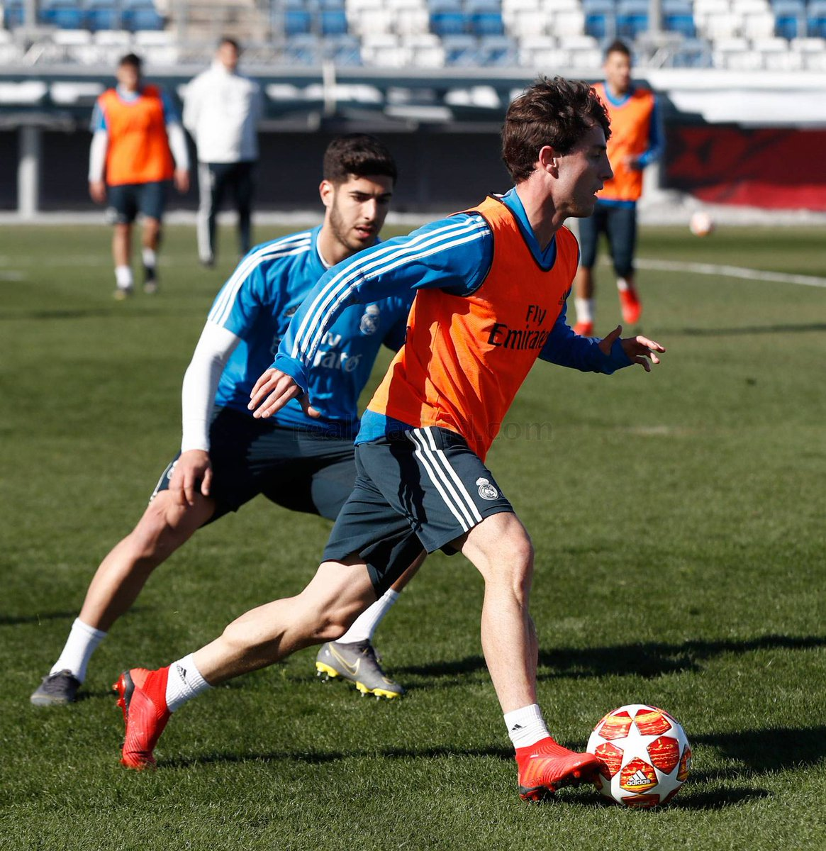مران ريال مدريد (11)