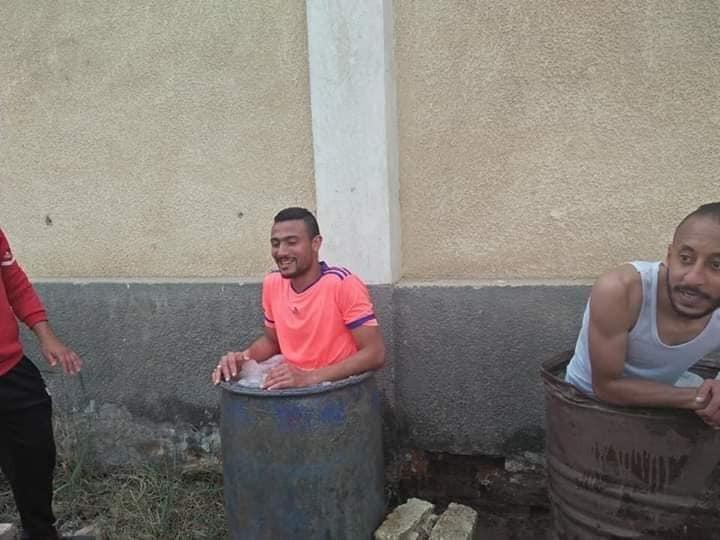 وليد ازارو وتامر حسني يقودان هجوم بلدية المحلة (2)