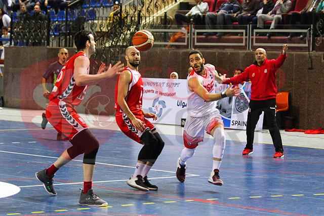 الأهلى والزمالك فى كرة السلة (16)