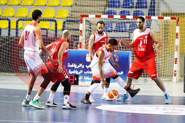 الأهلى والزمالك فى كرة السلة (9)