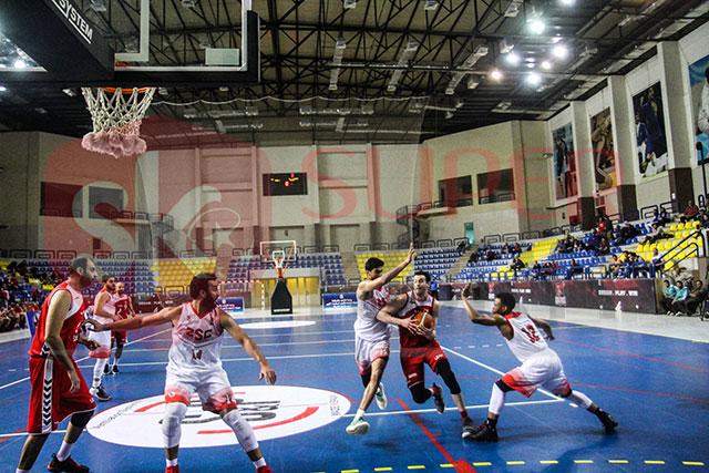 الأهلى والزمالك فى كرة السلة (22)