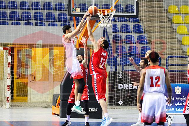 الأهلى والزمالك فى كرة السلة (10)
