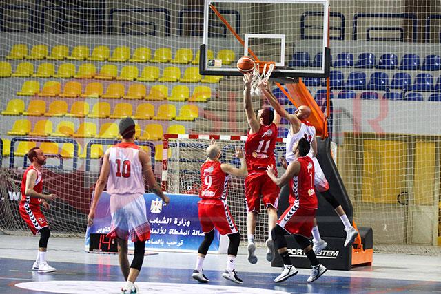 الأهلى والزمالك فى كرة السلة (1)