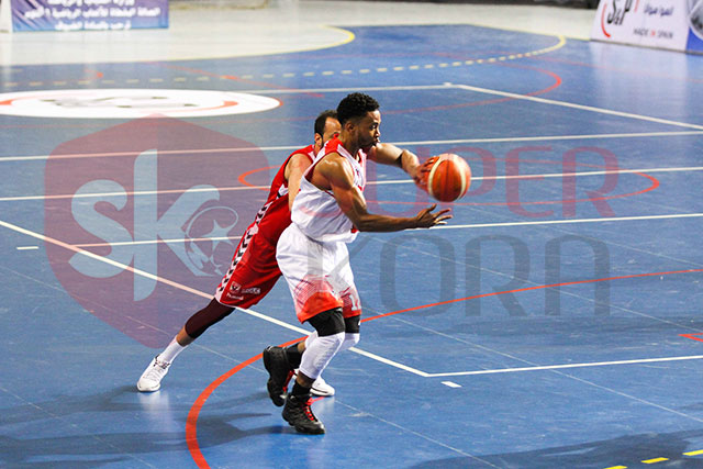 الأهلى والزمالك فى كرة السلة (27)