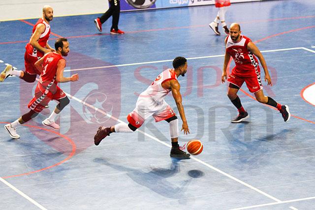 الأهلى والزمالك فى كرة السلة (28)