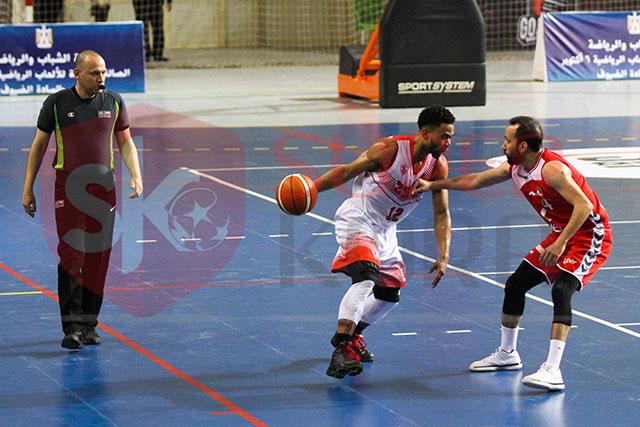 الأهلى والزمالك فى كرة السلة (25)