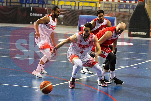 الأهلى والزمالك فى كرة السلة (7)