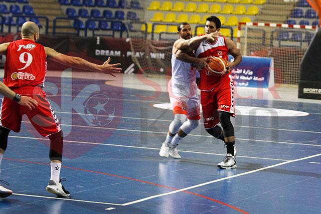 الأهلى والزمالك فى كرة السلة (5)