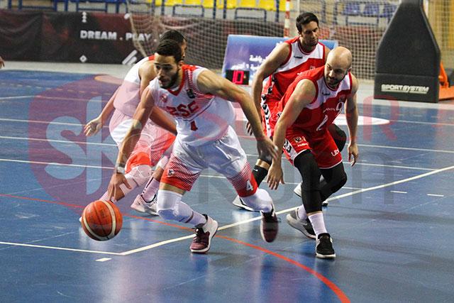 الأهلى والزمالك فى كرة السلة (8)