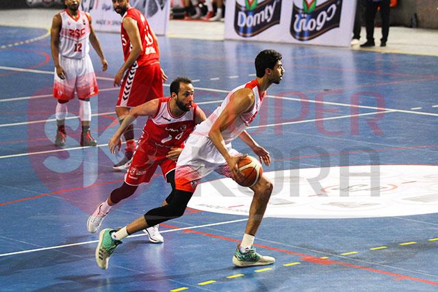 الأهلى والزمالك فى كرة السلة (24)