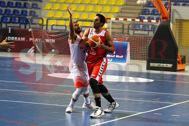 الأهلى والزمالك فى كرة السلة (4)