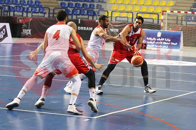 الأهلى والزمالك فى كرة السلة (6)