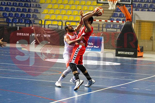 الأهلى والزمالك فى كرة السلة (3)