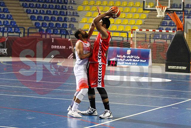 الأهلى والزمالك فى كرة السلة (2)
