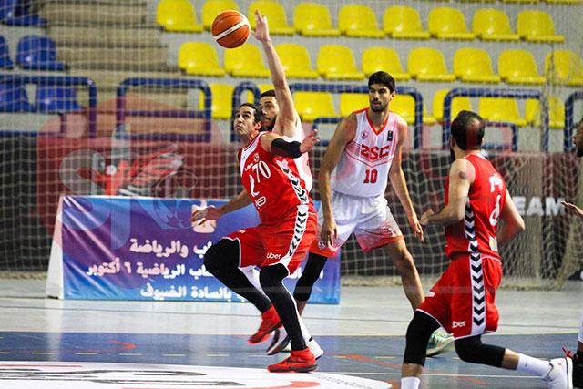 الأهلى والزمالك فى كرة السلة (14)