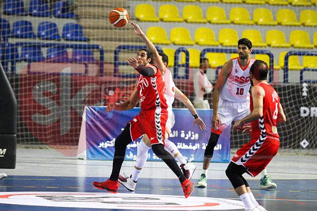 الأهلى والزمالك فى كرة السلة (15)