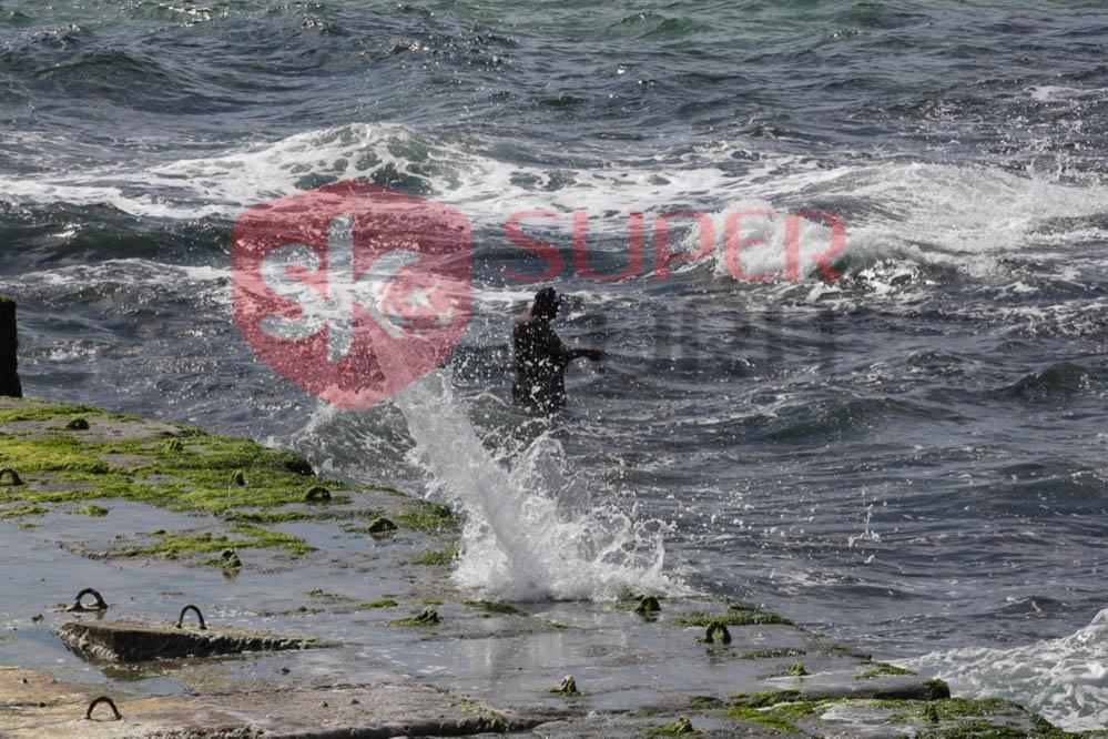 شاطئ الإسكندرية ورياضة الصيد من الجماهير (6)