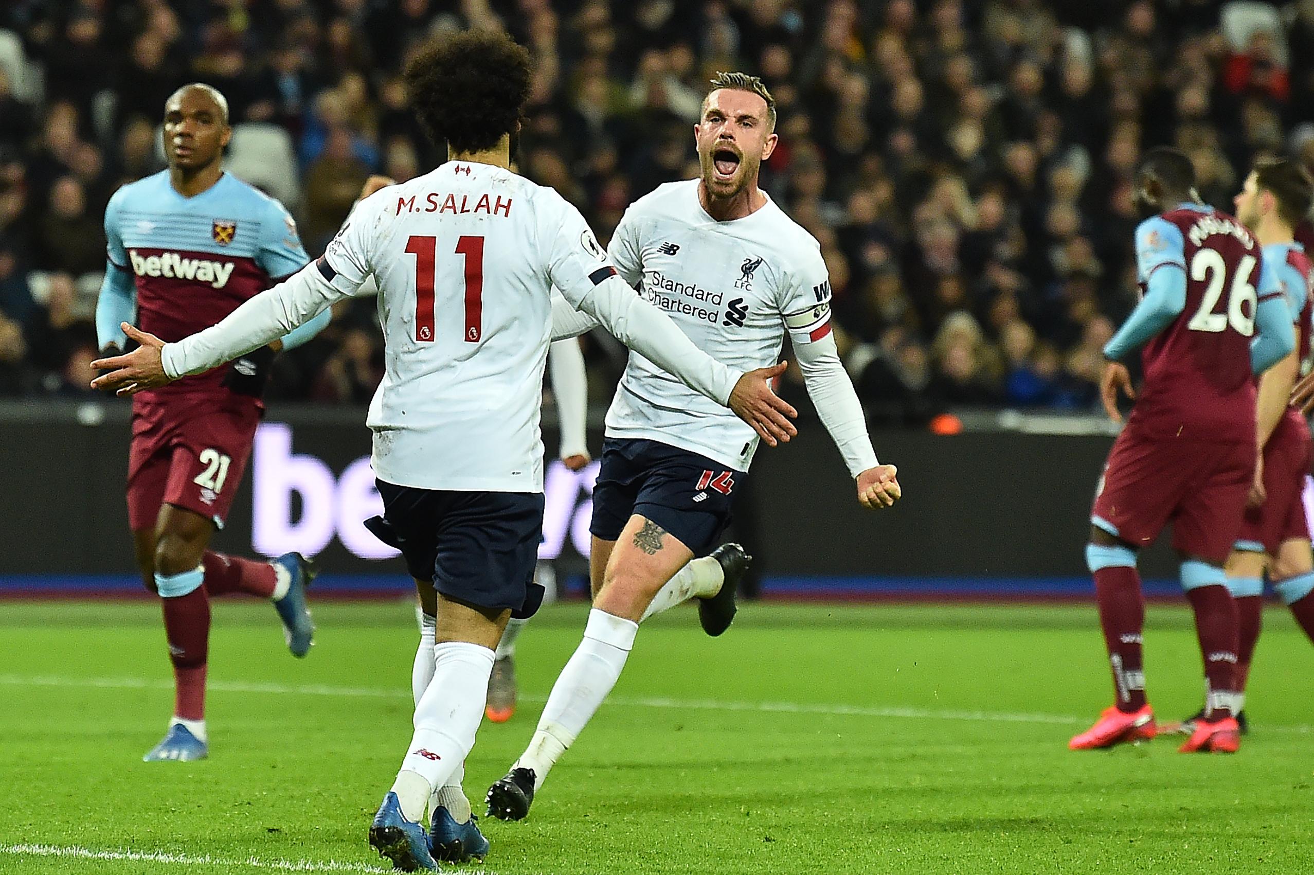 وست هام ضد ليفربول (5)