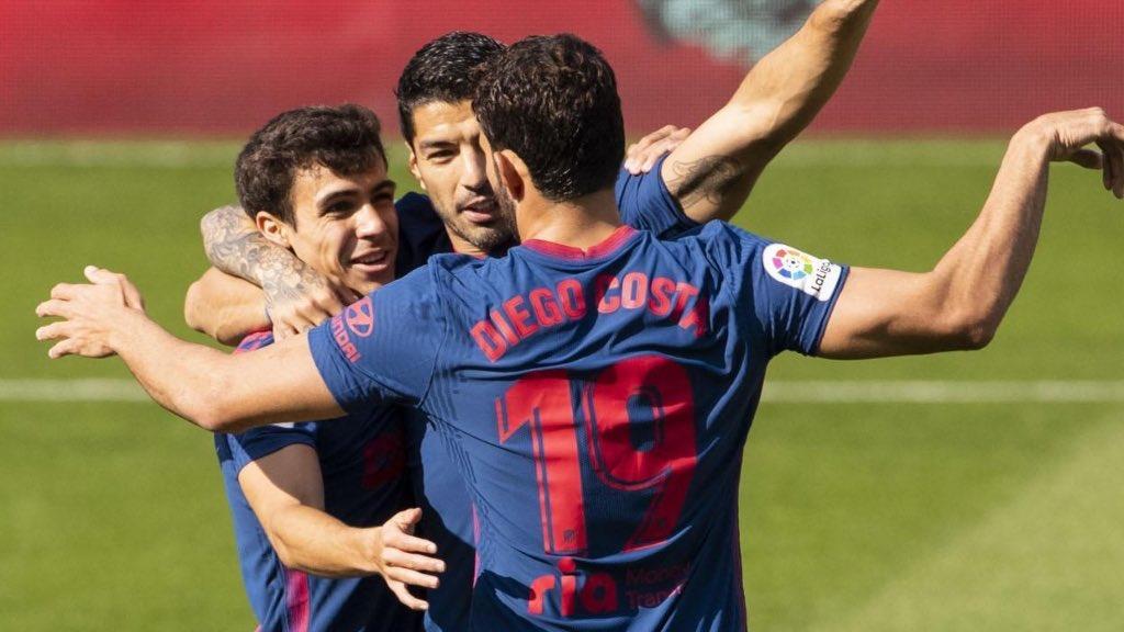 سيلتا فيجو ضد أتلتيكو مدريد (8)