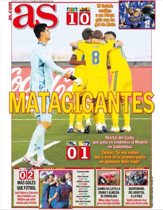 صحف اسبانيا (4)