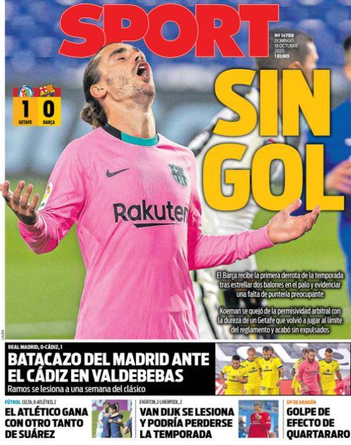 صحف اسبانيا (1)