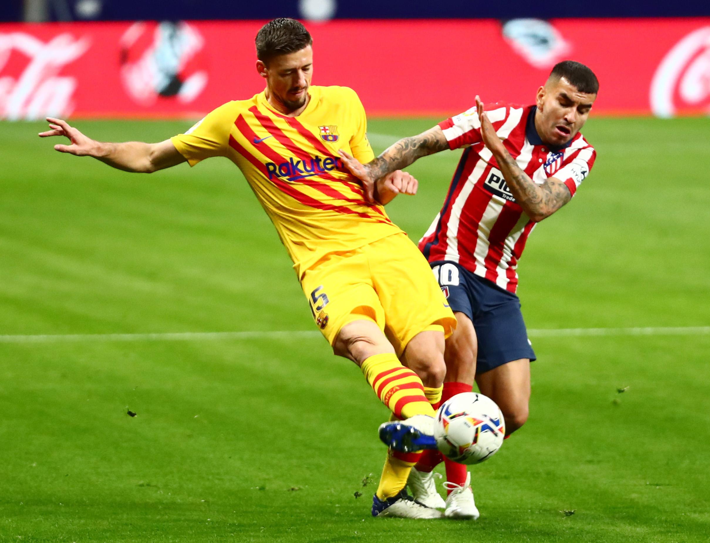 أتلتيكو مدريد ضد برشلونة (7)