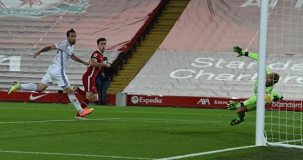 ليفربول ضد ليستر سيتي في الدوري الانجليزي (14)
