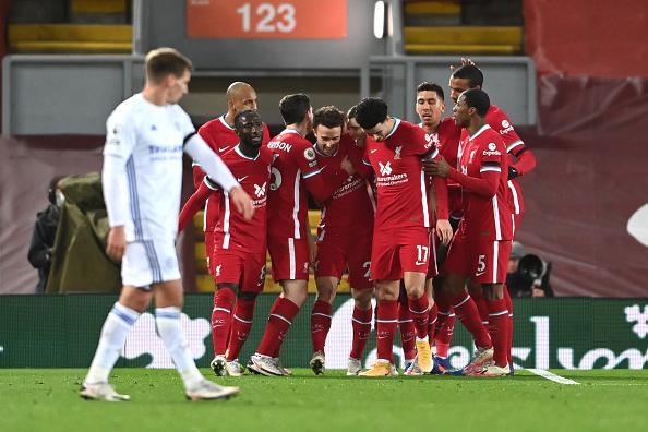 ليفربول ضد ليستر سيتي في الدوري الانجليزي (11)