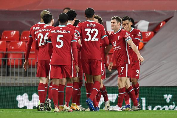 ليفربول ضد ليستر سيتي في الدوري الانجليزي (7)