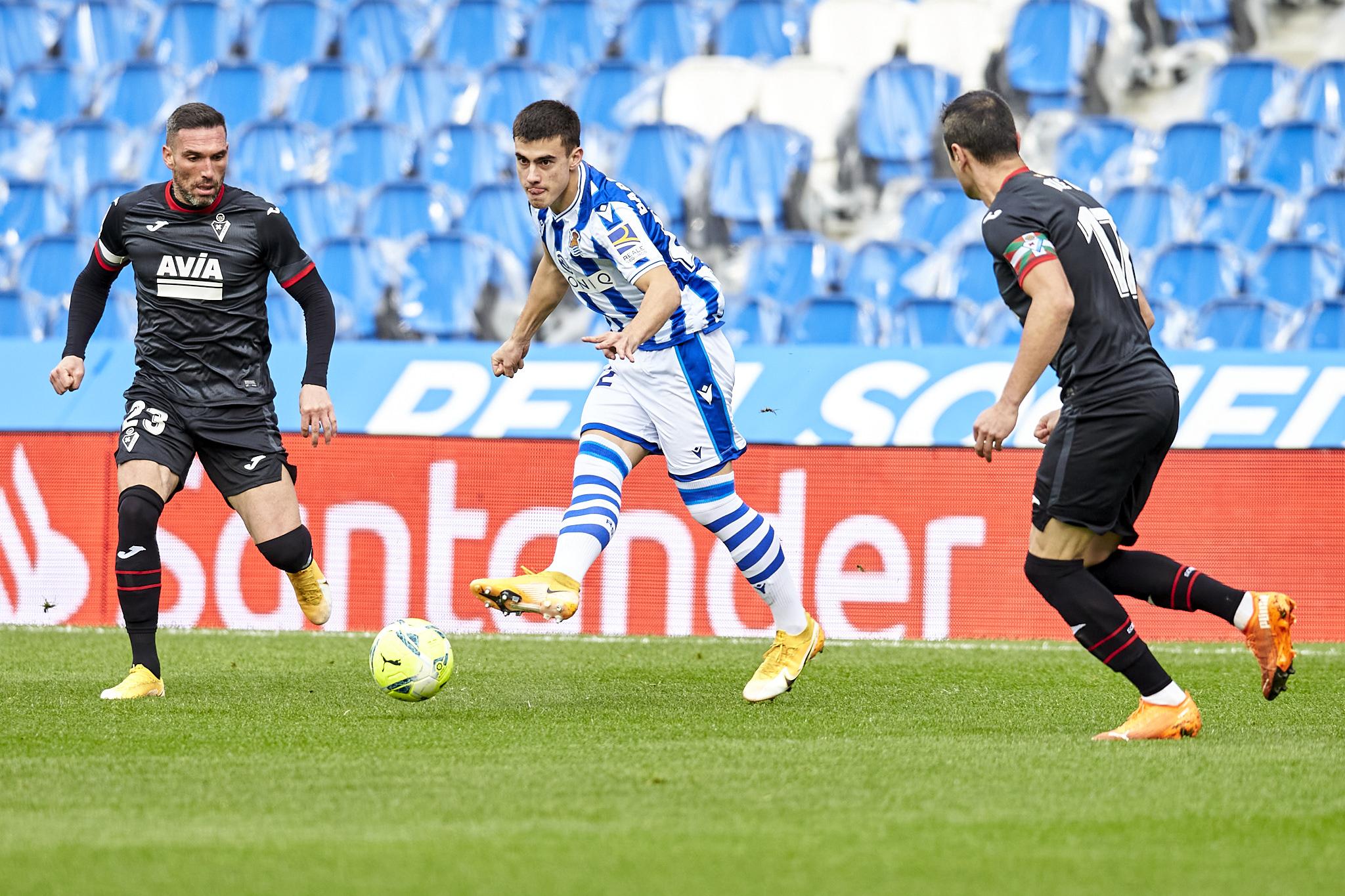 ريال سوسيداد ضد إيبار (4)
