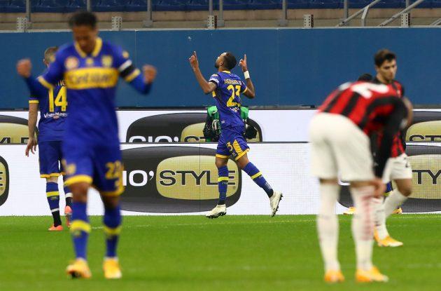 ميلان ضد بارما (3)